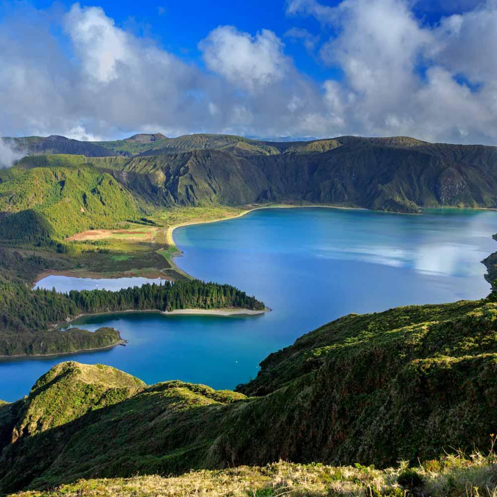 Slow Dive Atlantik Azoren Landschaft