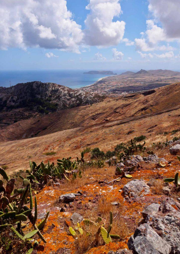 Slow Dive Atlantik Madeira Landschaft