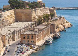 Slow Dive Mittelmeer Malta