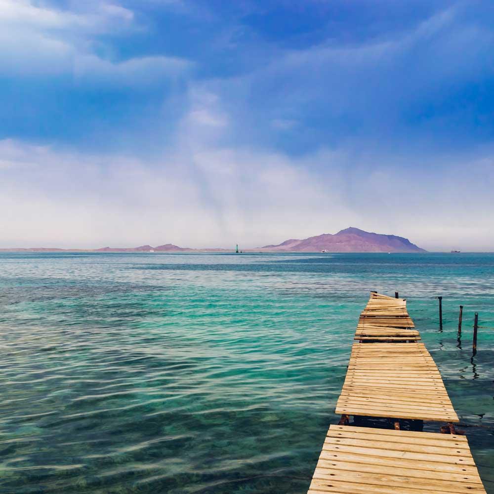 Slow Dive Special Ägypten Blue Pearl Tiran